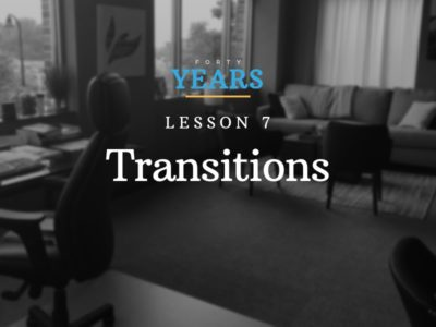 Lesson #7: Transitions
