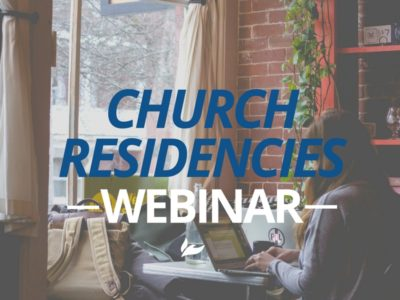 Church Residencies Webinar