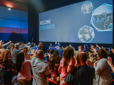 Five churches launch in two weeks