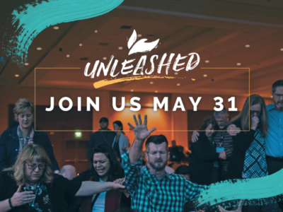 Unleashed prayer at GC20: you're invited