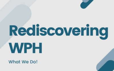 Rediscovering WPH: What We Do