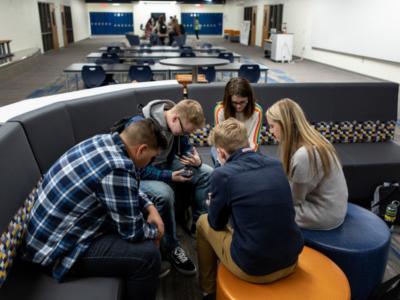 Wesleyans ignite prayer movement in schools