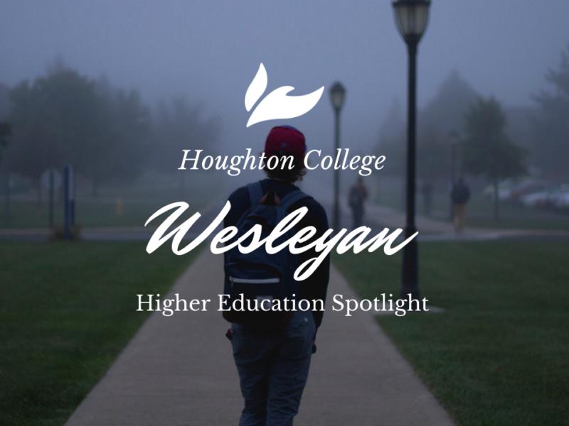 Houghton College Alumni Spotlight: John Rhett