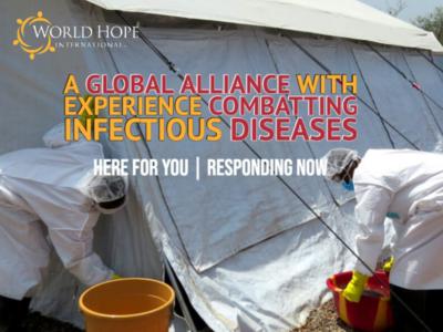 World Hope International is responding to coronavirus