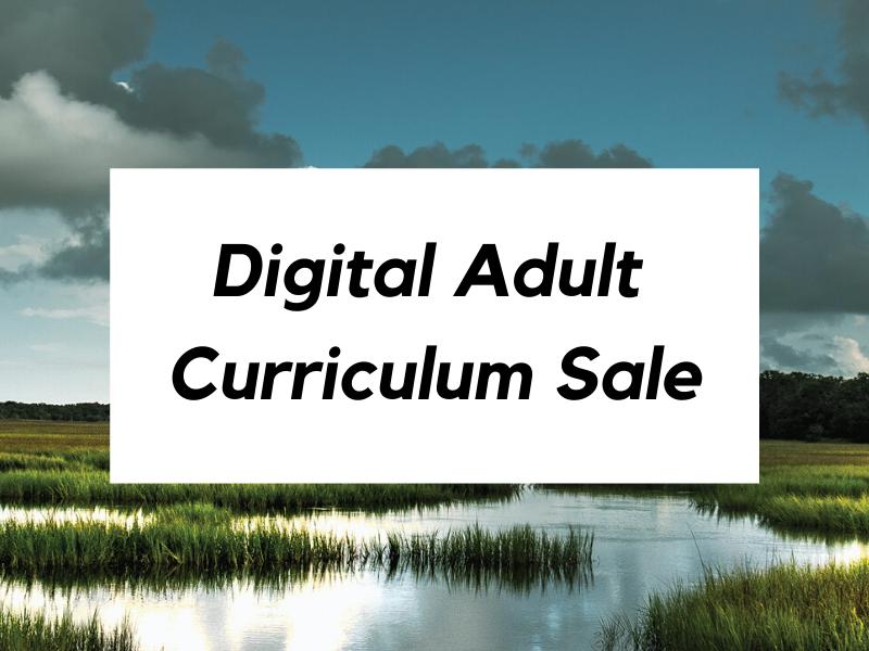 Digital Adult Curriculum Sale!