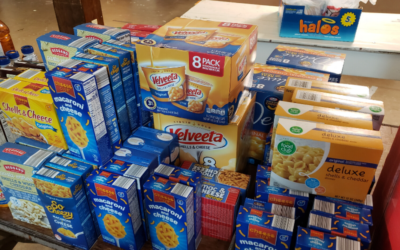 Food ministry flourishes in West Virginia city