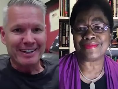 South Dakota pastor engages with faith leader about racism