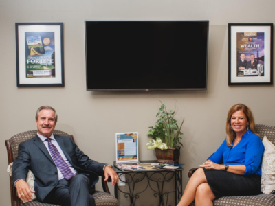 Tennessee couple discipling future business leaders