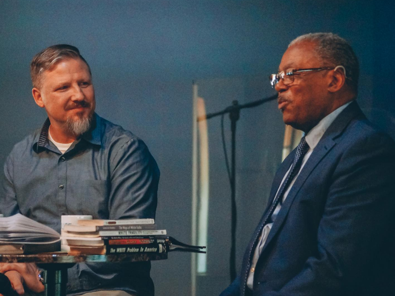 Minnesota church strives to lessen racial divide