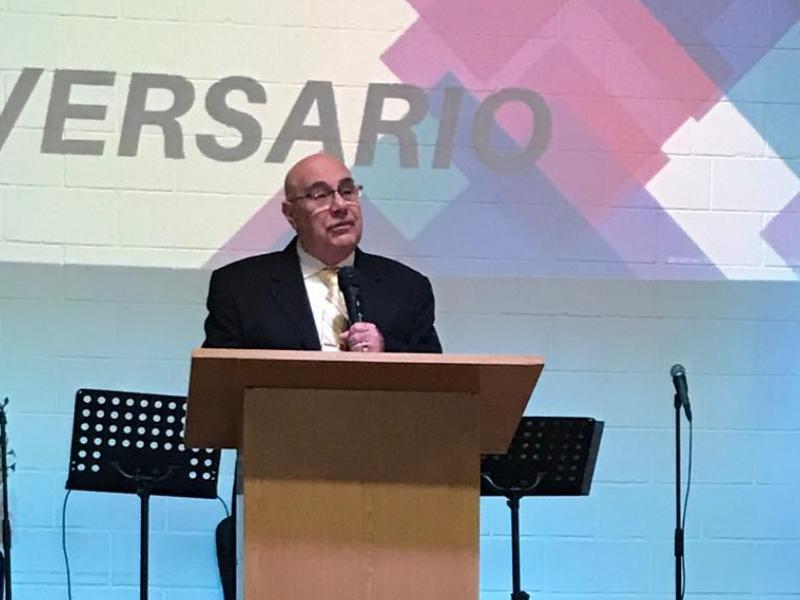 Chacon retires as superintendent of Distrito Hispano Suroeste