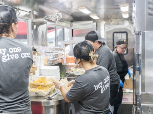 Offering food and hope in North Carolina