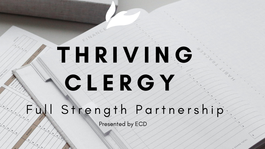 Thriving Clergy:  Pastorwell