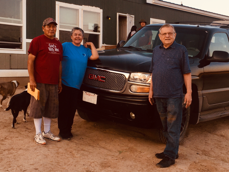 Skyline Wesleyan serves Navajo churches