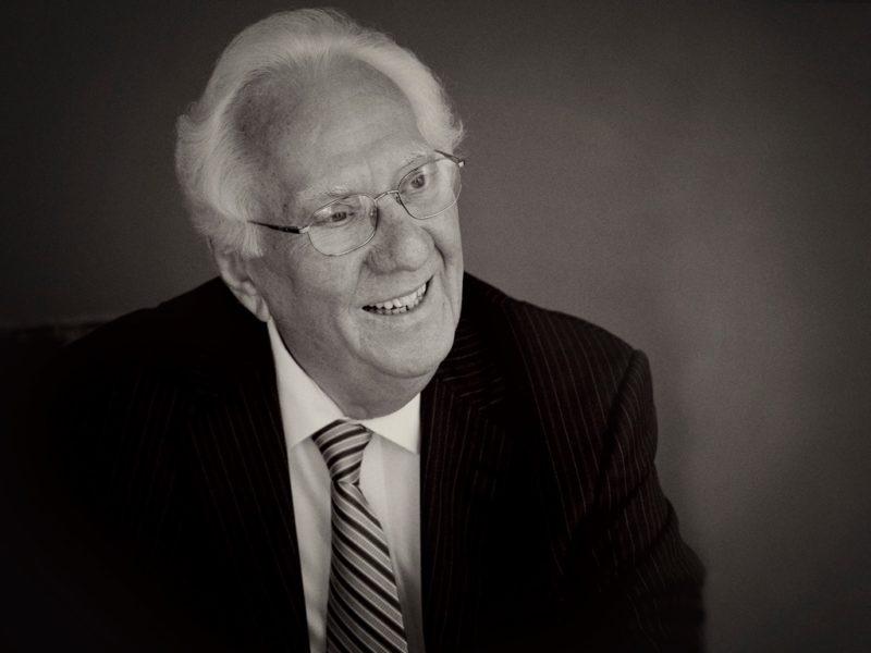 General Superintendent Emeritus Earle Wilson passes away