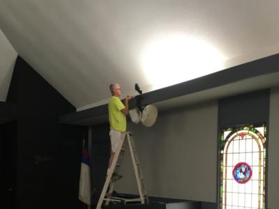 Reimagining community in South Carolina church