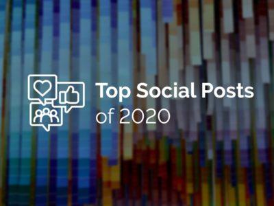 Top social media posts of 2020