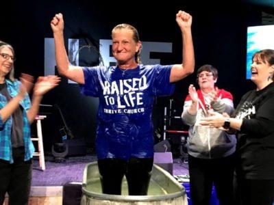 Recognizing The Wesleyan Church's top 25 baptism ratios