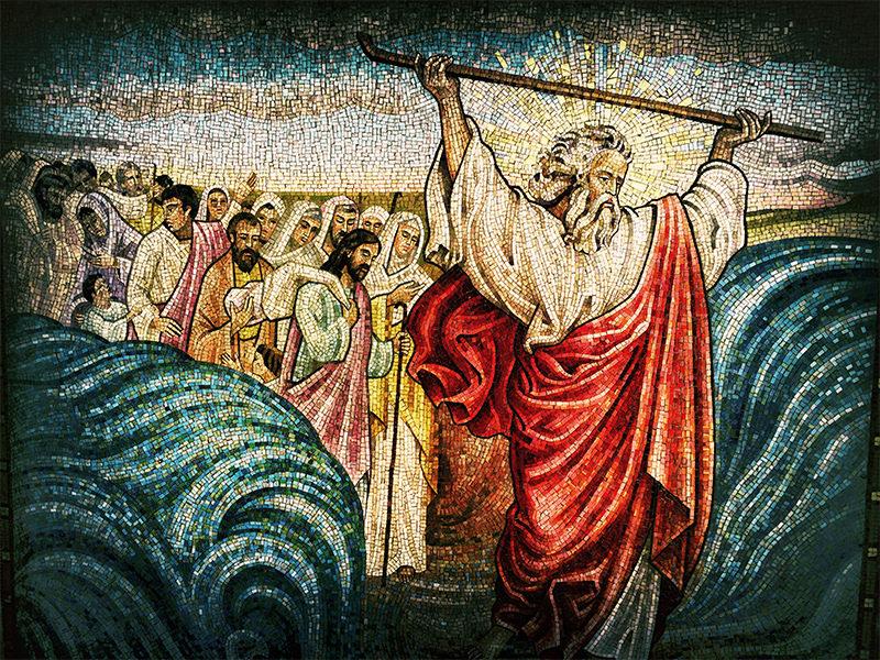 The three baptisms