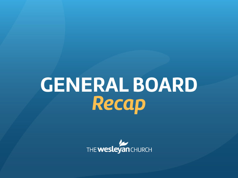 General Board meets for 142nd session