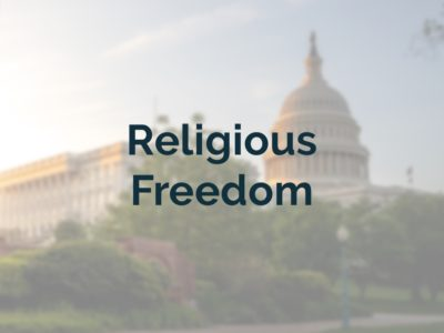The right to religious freedom