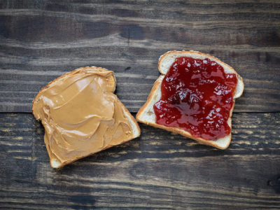 Peanut butter, basketball and Jesus