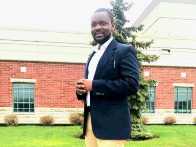 Refugee turned church planter moving forward in faith