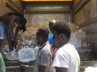 Wesleyans respond to widespread destruction in Haiti