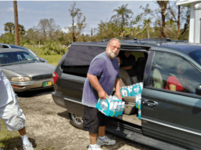 Hurricane Praise: The Body of Christ at Work