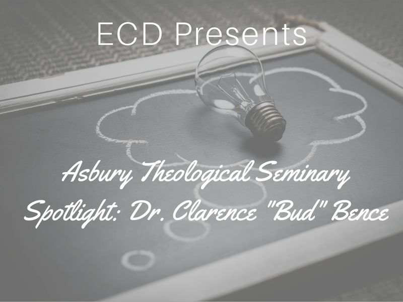 """The value of seminary education: Dr. Clarence """"Bud"""" Bence"""