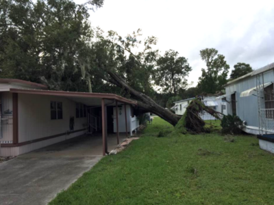 Brooksville Residents in Need of Post-Hurricane Assistance