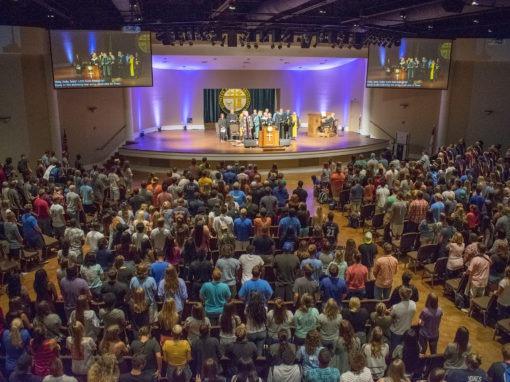 Southern Wesleyan University on a growing trend