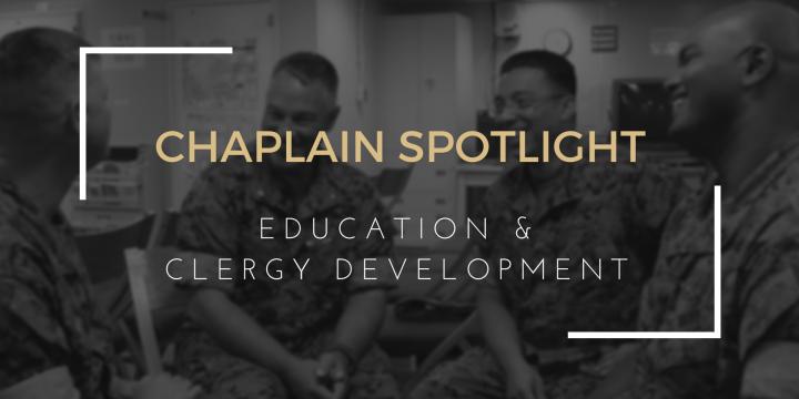 Chaplain Spotlight: Bryan Purvis — The Ministry of Presence