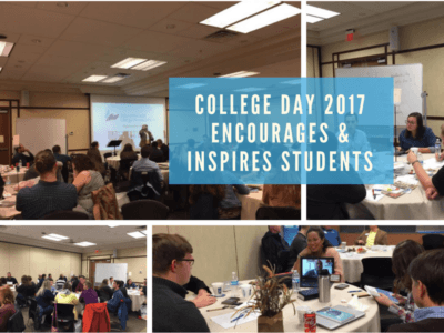 Ministerial students encouraged at College Day 2017