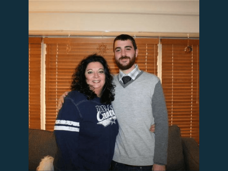 Son's overdose death leads mother to Christ
