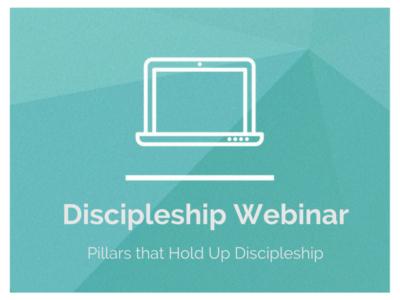 Discipleship Webinar