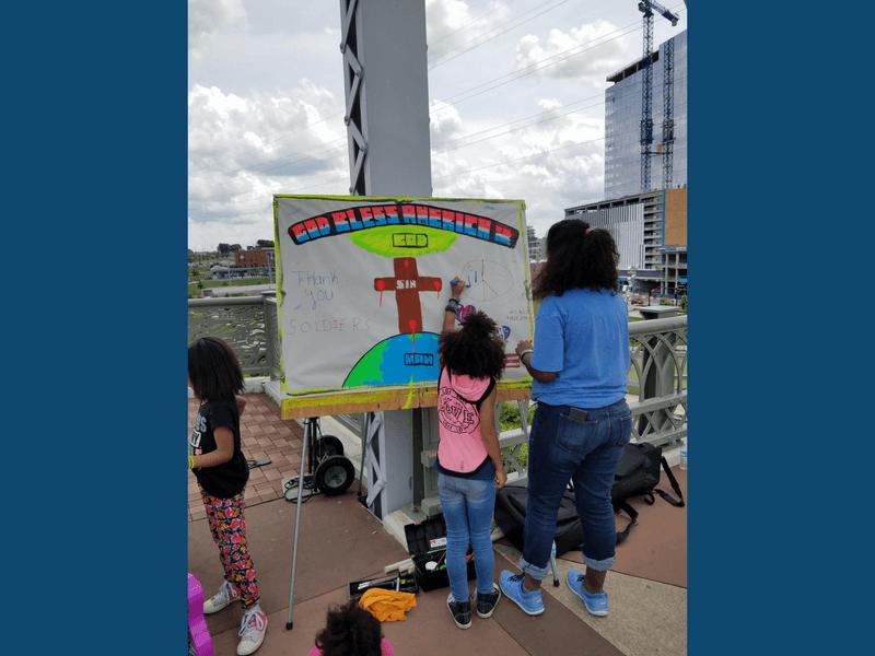 Reaching neighbors in Nashville