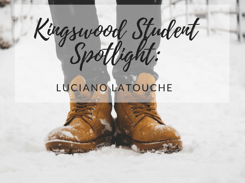 Kingswood University student ministry spotlight: Luciano Latouche