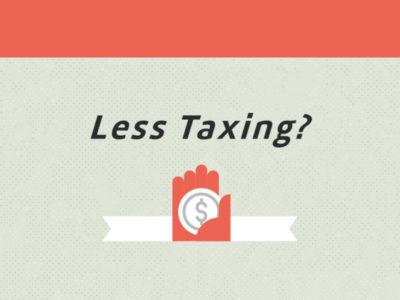 Generosity that isn't too taxing