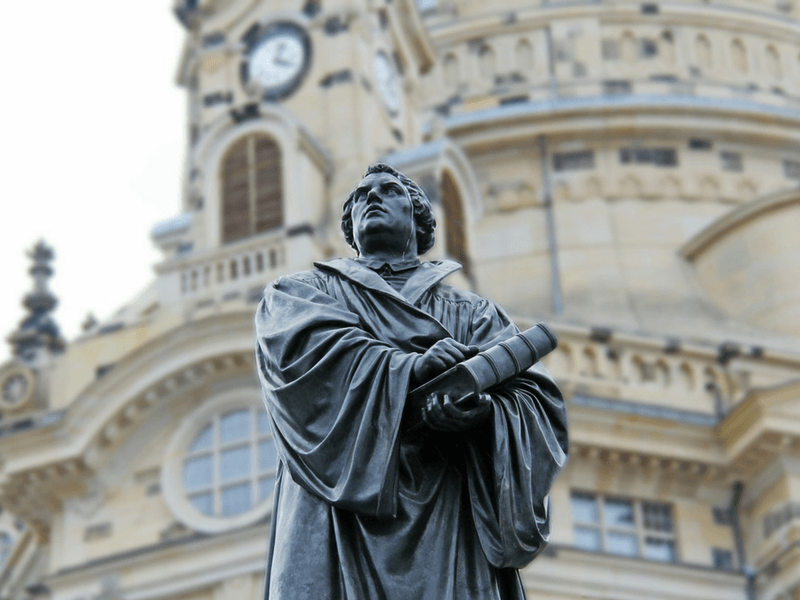 After 500 years, a personal reformation