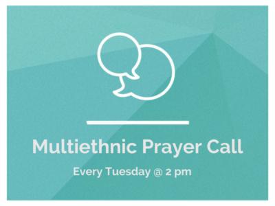 Multiethnic Prayer Call