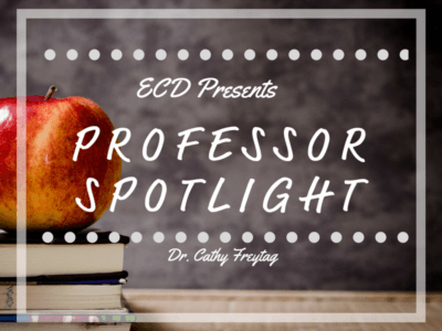 Professor Spotlight: Dr. Cathy Freytag Shares Her Ministry as Pastor-Teacher at Houghton College