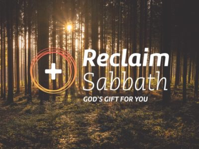 Reclaim Sabbath