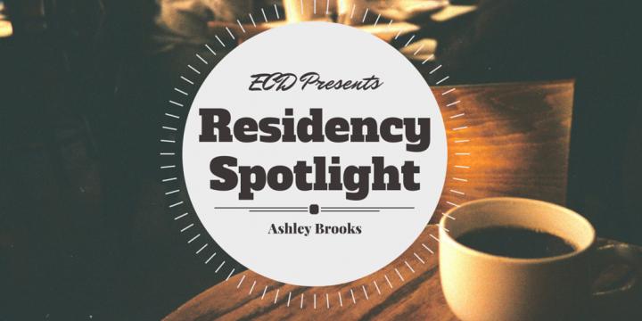 Residency Spotlight: Ashley Brooks: Finding a Win-Win Ministry Residency Program