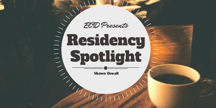 Residency Spotlight: Shawn Oswalt High Risk, High Reward in Urban Ministry