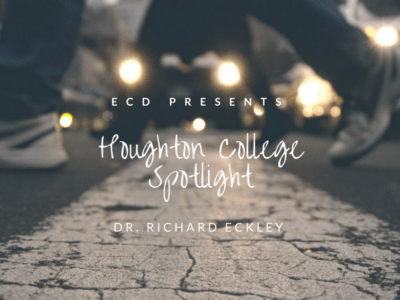 Where the rubber meets the road: Dr. Richard Eckley's ministry of practical theology