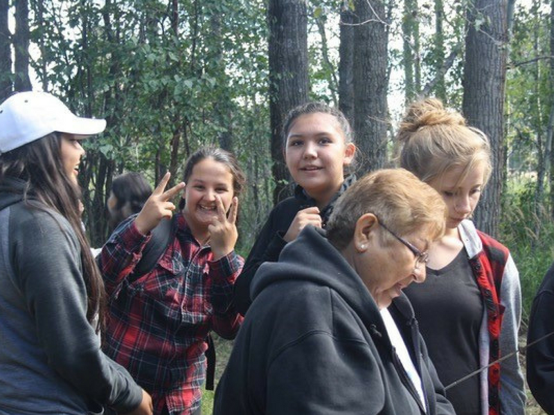 Celebrating Discipleship: Slave Lake Update