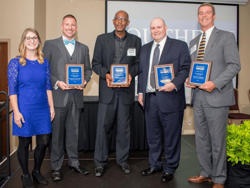 SWU recognizes outstanding alumni for 2017