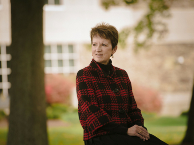 Houghton College President Named a Power 100 Woman