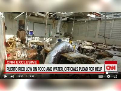 Puerto Rico Devastated; Florida Rebuilding