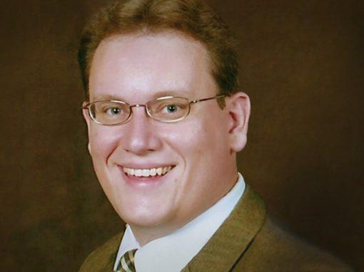 New District Superintendent Profile — Rev. Aaron Sherman